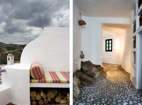 Andalusia  brilliantly restored Spanish interior   Avocado Sweet Images