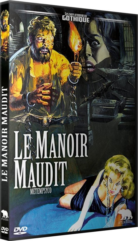 Le Manoir Maudit