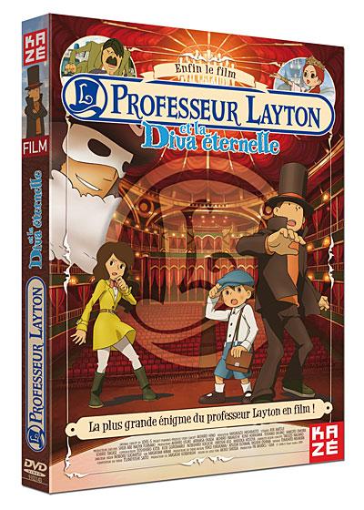 telecharger regarder en ligne film Professeur Layton Et La Diva Eternelle dvdrip vf megaupload