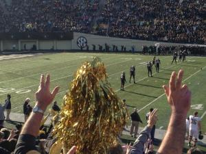 Anchor Down!