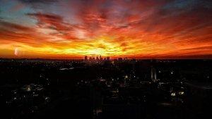 Nashville sunrise
