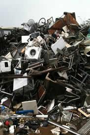 Avon Metals provide a scrap metal collection service in Salisbury, Wiltshire