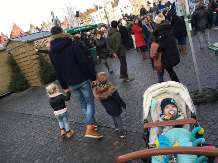 Stedentrip Brugge met kinderen