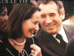 Ségolène Royal et François Bayrou