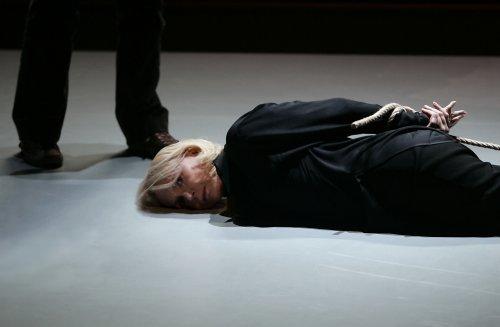 Homme sans but - Arne Lygre - Bulle Ogier