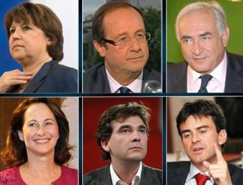 Primaires au Parti Socialiste