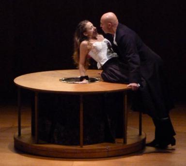 Tartuffe, Molière, Eric Lacascade, Théâtre des Gémeaux, Sceaux, 2011
