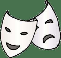 La Chute - mythotragédie en quatre actes et cinq personnages