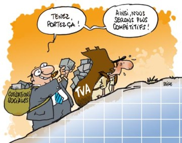 TVA sociale ou TVA anti-délocalisation