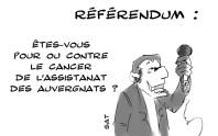Sarkozy : diviser plus pour régner plus #Sarkorendum