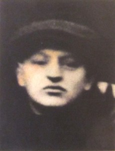 Lucian Skotnicki, Renata's father, sole existing photograph