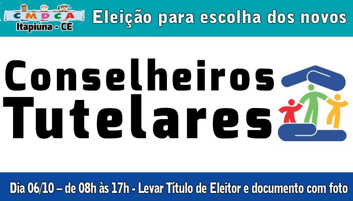 Os candidatos ao Conselho Tutelar de Itapiúna já estão em campanha