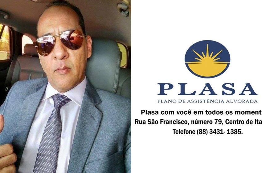 Dr. Aprígio atenderá no Plasa em Itapiúna
