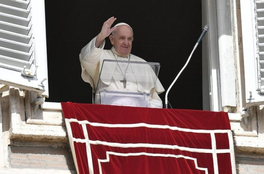 O Papa: em julho, o primeiro Dia Mundial dos Avós e dos Idosos