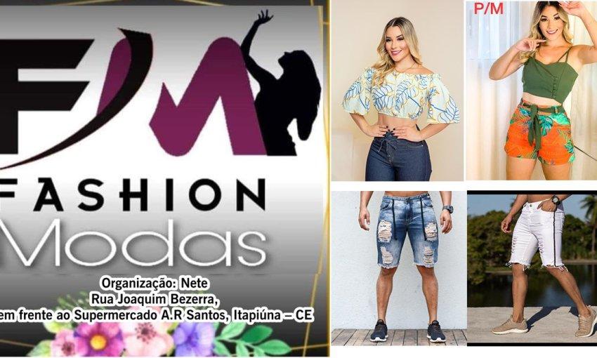 FM – Fashion Modas em Itapiúna