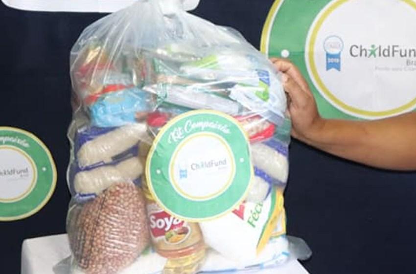 Centro de Apoio à Criança entrega 1800 kits Compaixão em Itapiúna e região