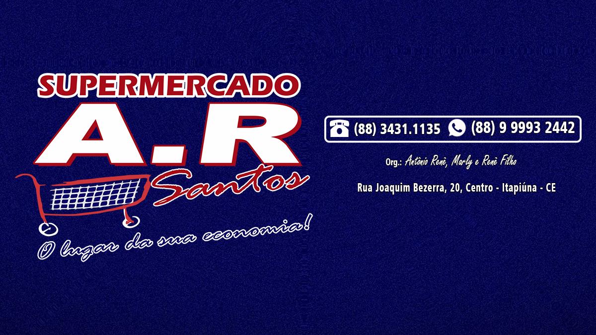 Supermercado A.R Santos em Itapiúna