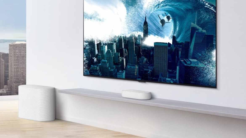 LG Eclair: precio y disponibilidad de esta barra de sonido con Dolby Atmos
