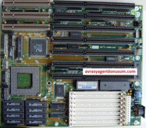Mainboard 486-PAT48AV