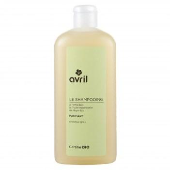 Shampooing Purifiant Cheveux gras bio