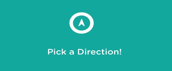 Pick a Direction!