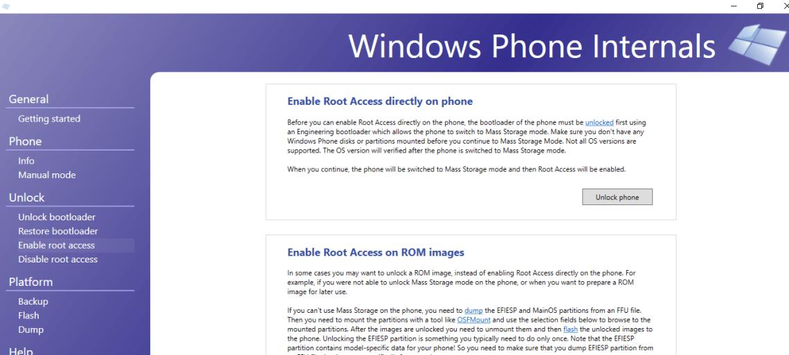 Enabl Root Access Unlock Phone