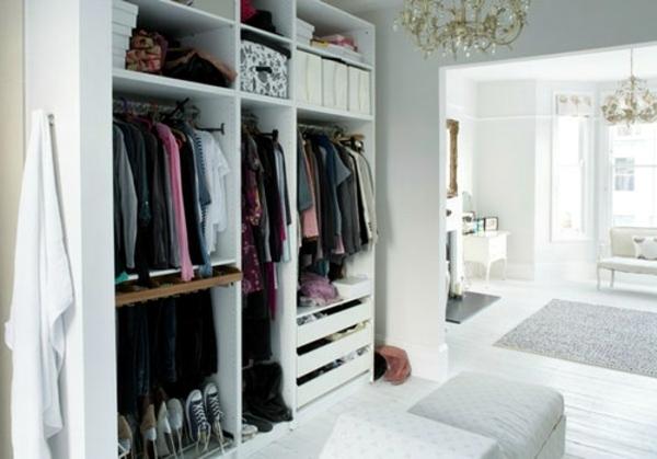Walk In Closet Plan 50 Dressing Chic Furnishings