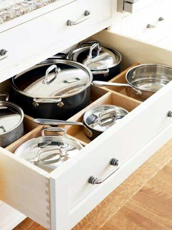 Kitchen Drawer Dividers Organize Your Kitchen Equipment