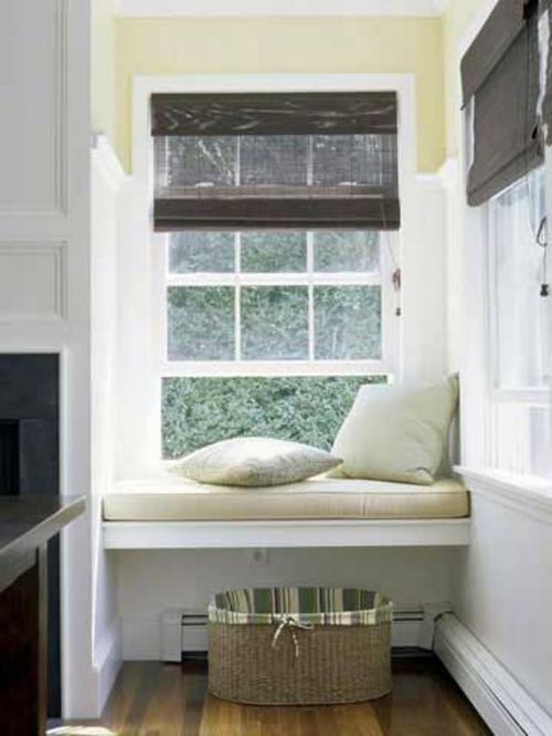 Long Bench Seat Drawers