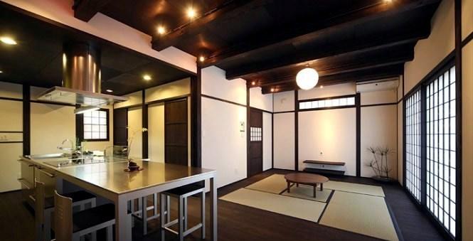 Modern Japanese Kitchen Interior Design Interior Design