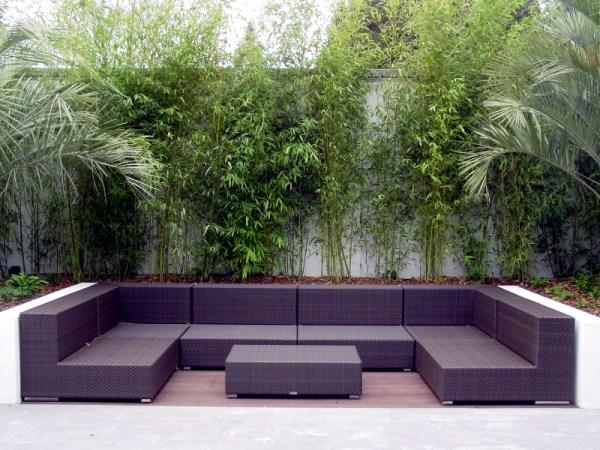 contemporary garden furniture Modern Garden Furniture for Contemporary Patio | Interior