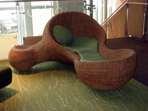cara mudah percantik ruangan dengan bambu