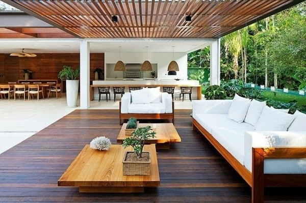 Wooden Terrace Design Ideas Home And Interior Photo On