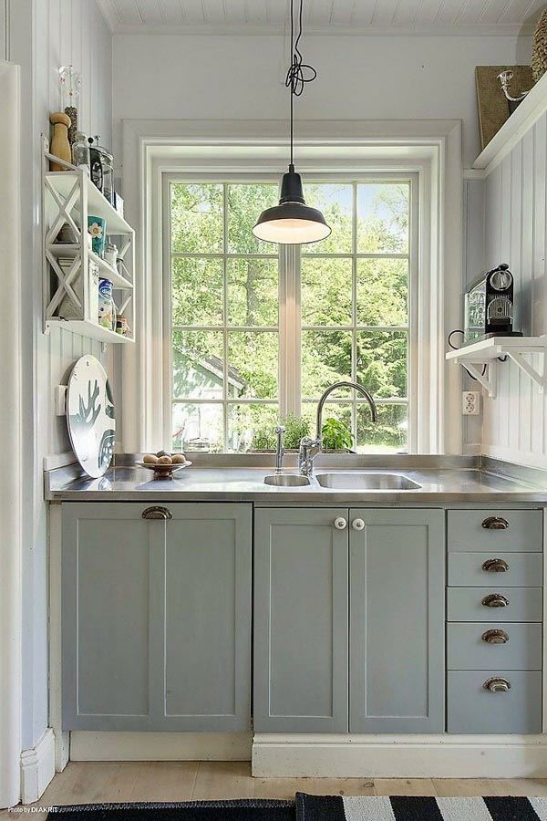 Functional and practical kitchen solutions for small ... on Tiny Kitchen Remodel Ideas  id=24517