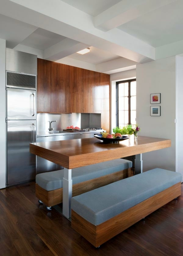 Functional and practical kitchen solutions for small ...