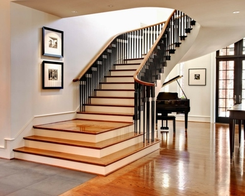 Family Fundraising And Familiar House Design – Modern Residence | New House Steps Design | Kerala Home | Outside | Home Stair Marble | Duplex House | Residential