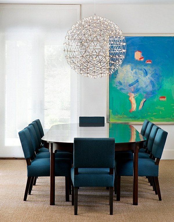 Large Dining Room Pendant Lights