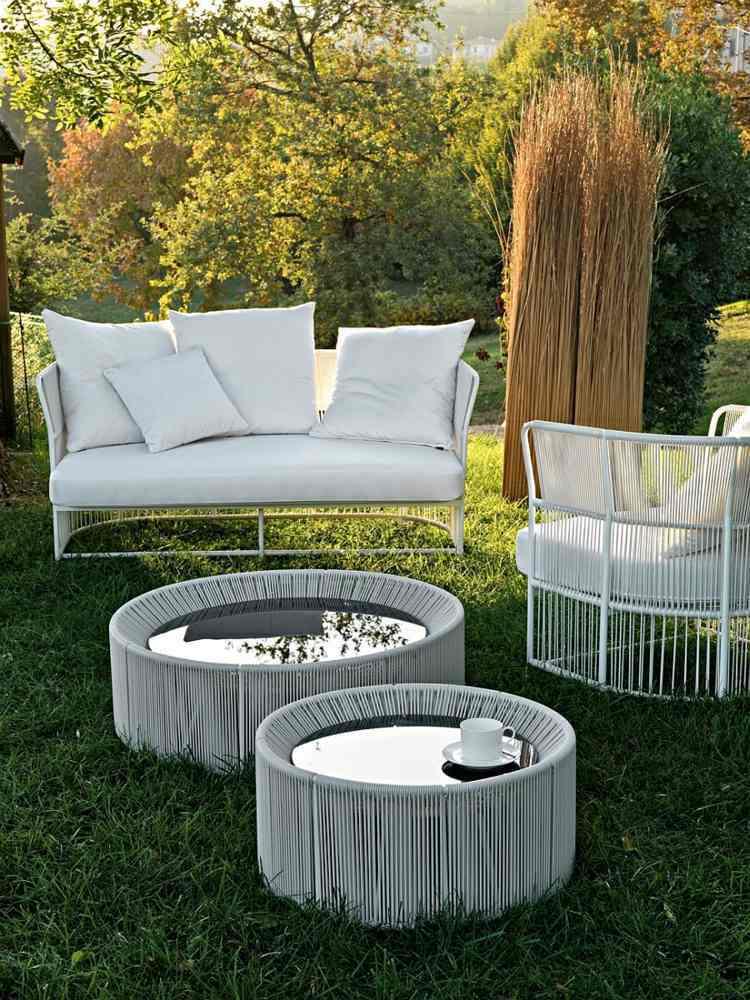 Outdoor Lounge Furniture With Italian Design Interior Design Ideas