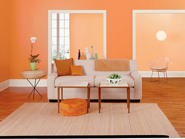 Paint Walls Paint Ideas For Orange Wall Design Interior Design Ideas Avso Org
