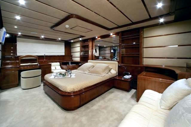 The Exclusive Luxury Yachts Of The Interior Interior