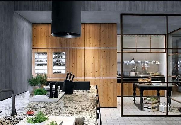 Natural Skin Kitchen Interior Design Ideas Avso
