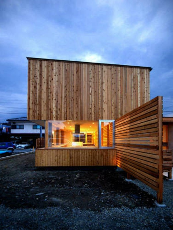 Wooden Bungalow Prefab House 50 Highly Modern Wood And