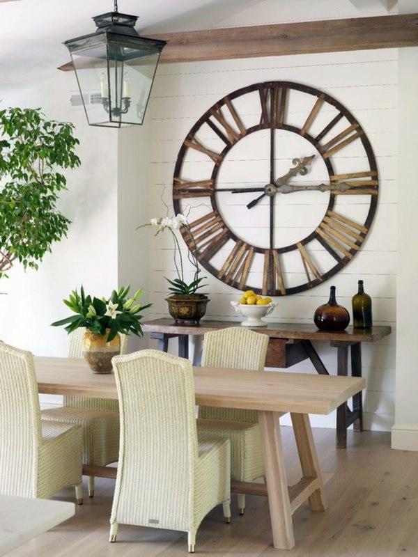 Designer wall clocks that serve as wall decoration ...