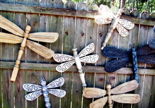 Homemade Garden Decor - 25 garden ideas for more freshness ... on Handmade Diy Garden Decor  id=15642