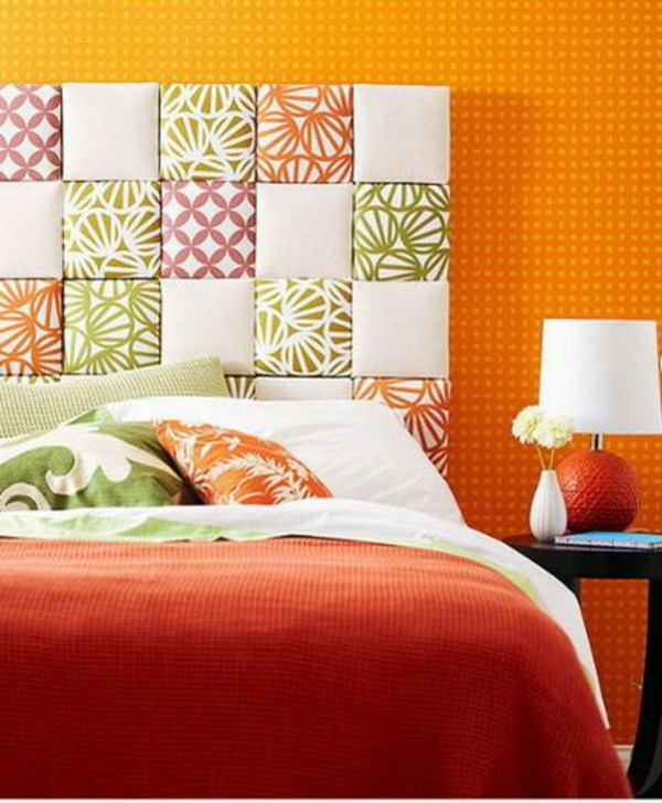Wandtattoo Bedroom Wall Design Creative Decorating Ideas