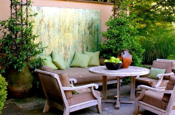 20 stylish ideas for outdoor seating area - a comfortable ... on Back Garden Seating Area Ideas  id=79252