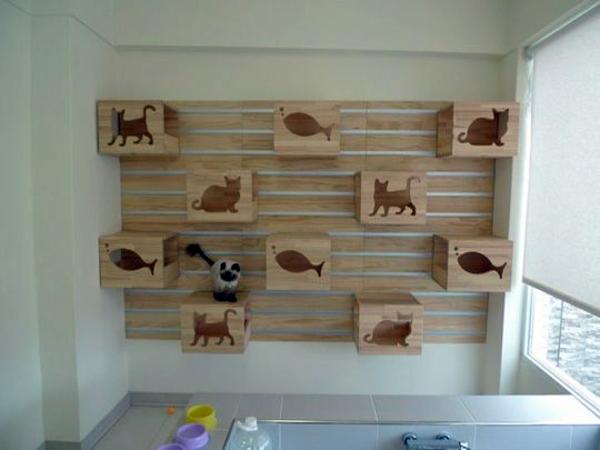 Pet Friendly Cat Furniture And Cat Trees Interior Design