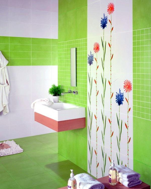 tiles in the bathroom design cool
