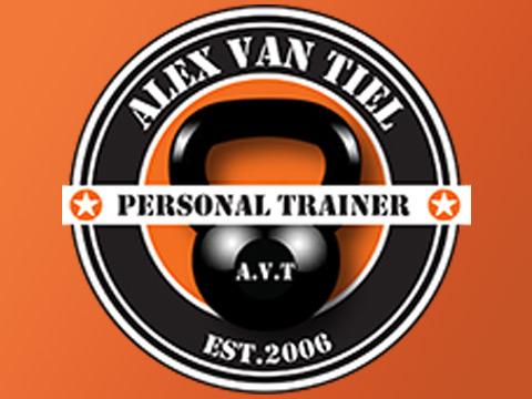Logo Alex van Tiel | Personal trainer