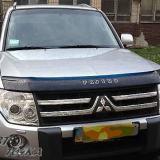 Мухобойка Mitsubishi Pajero 2006-2015 «VIP»